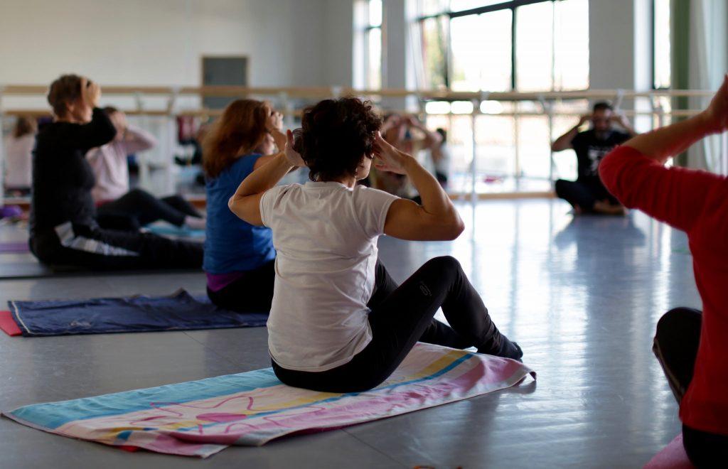 Méditation asanas de yoga pour tous