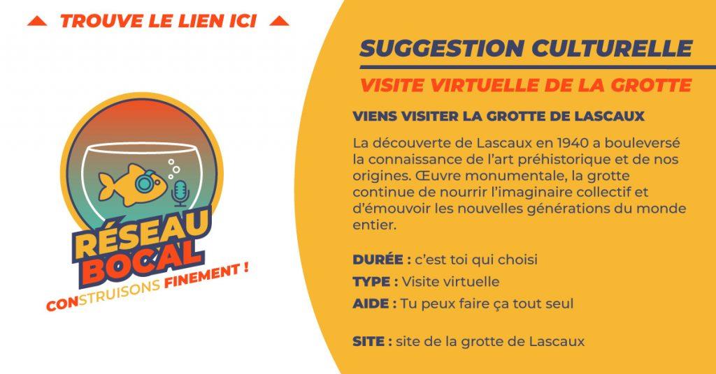 visite virtuelle grotte lascaux